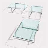 Knoll SM Side and Coffee Tables