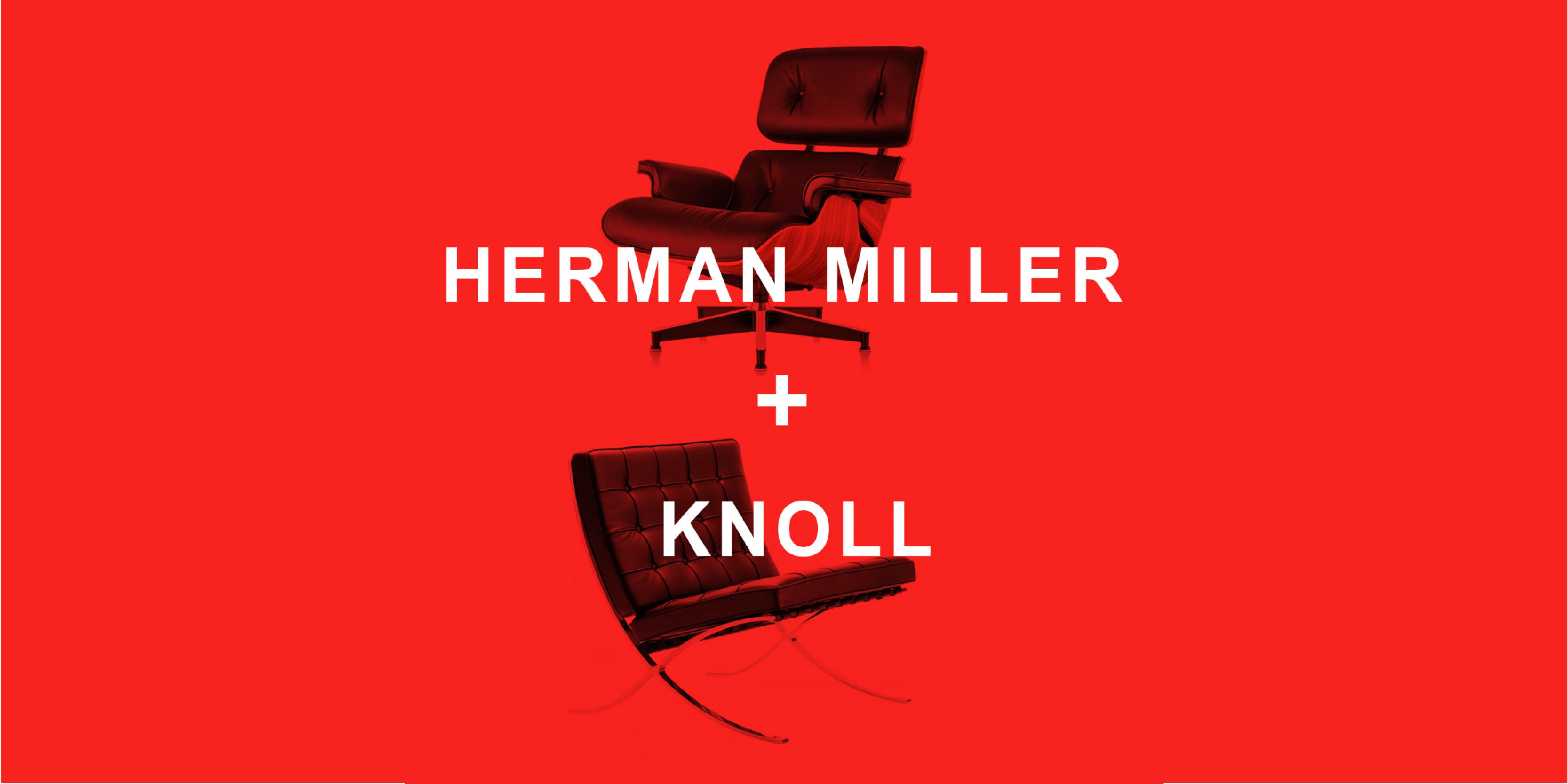 Herman Miller + Knoll