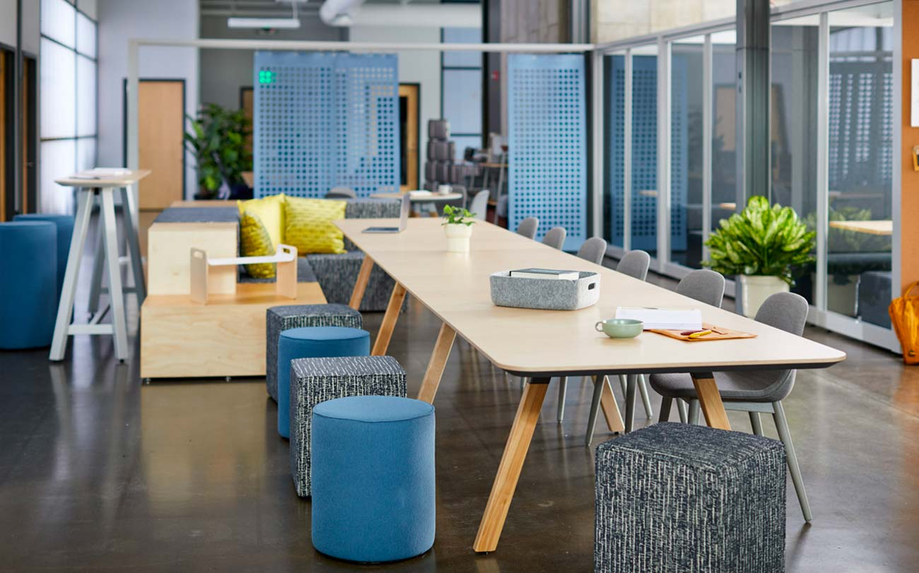 Rockwell Unscripted Workplace Collection by Knoll