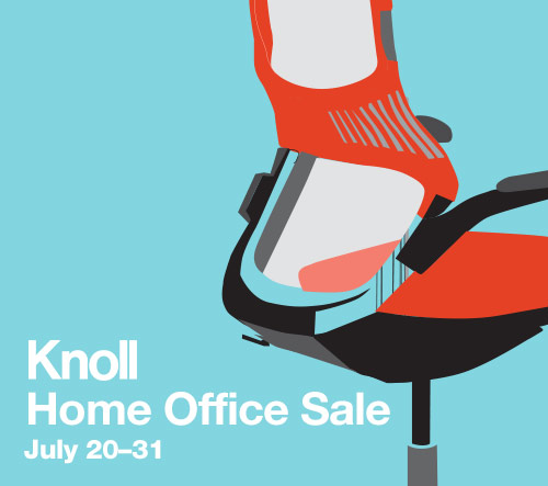 Knoll Home Office Sale Generation by Knoll