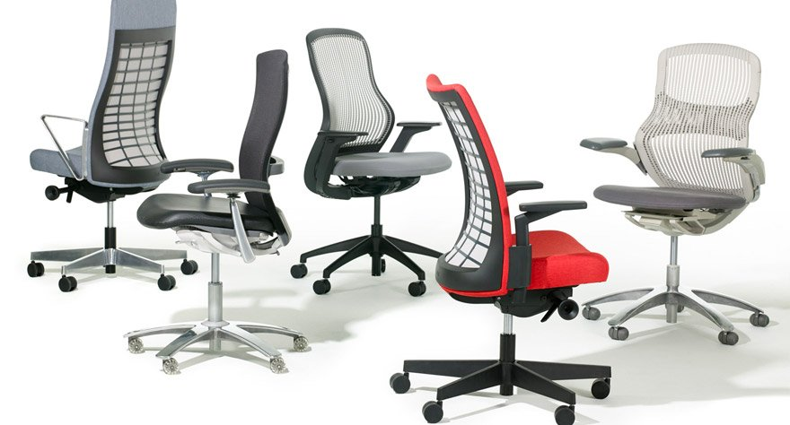 Shop Knoll Ergonomic Work Chairs
