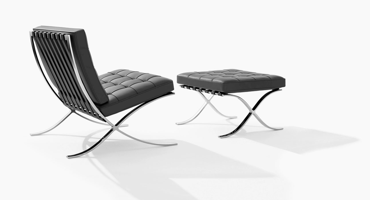 Chaise Brno Mies Van Der Rohe the mies van der rohe collection | knoll
