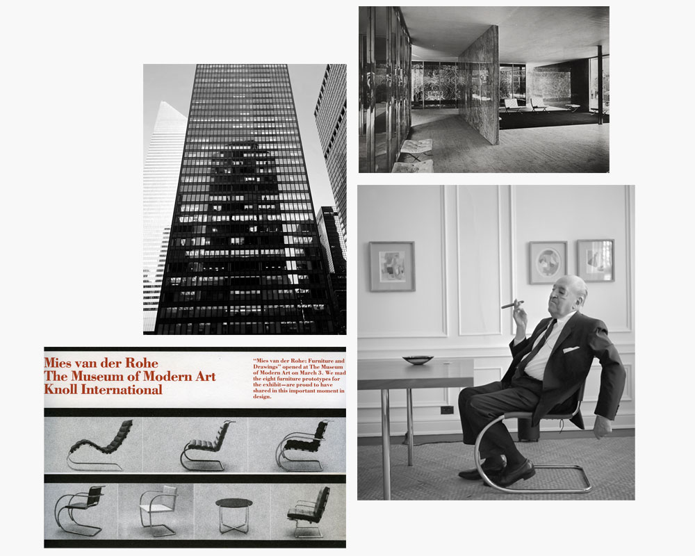 Mies van der Rohe in The Archive