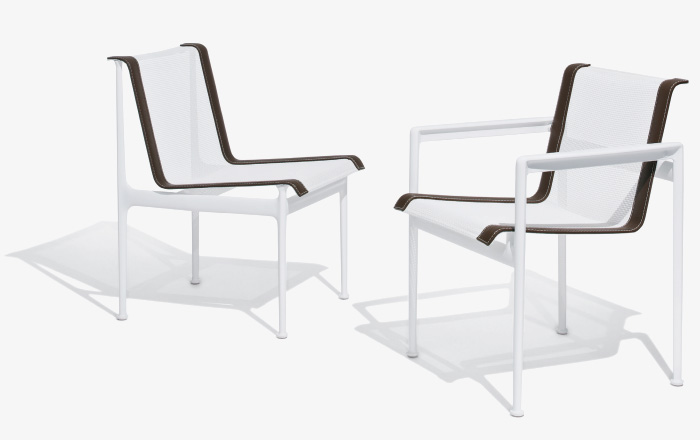 Knoll Modern Outdoor Seating