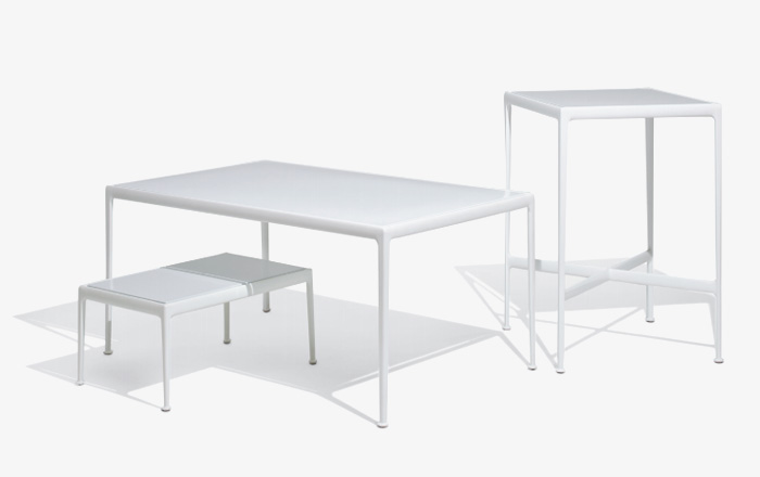 Knoll Modern Outdoor Tables