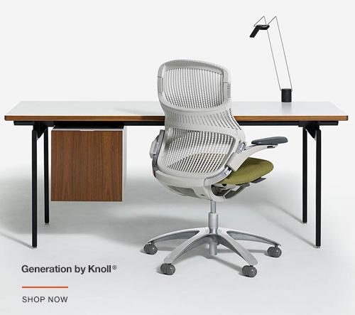 shop ergonomic home office desk chairs knoll