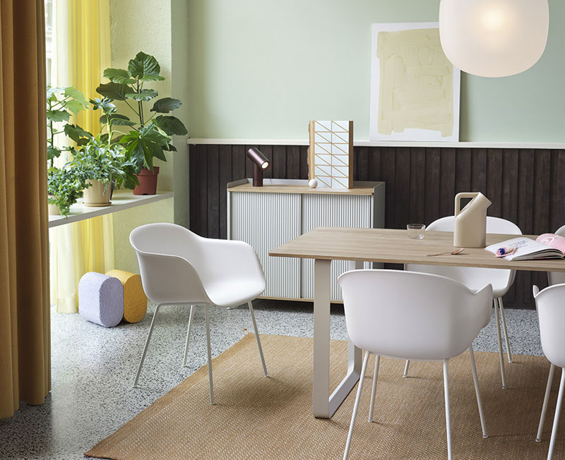 Shop Gifts for Holiday Host from Knoll and Muuto