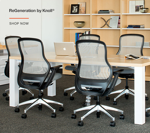 Shop ReGeneration by Knoll Now