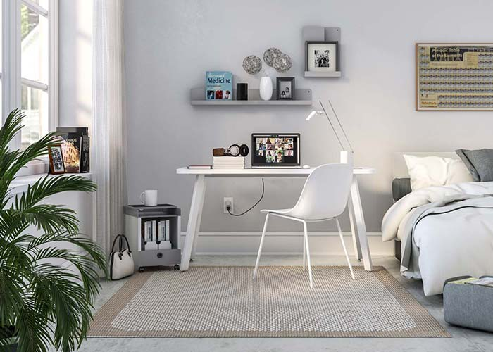 Knoll Learn from Home and Home Office Furniture Inspiration