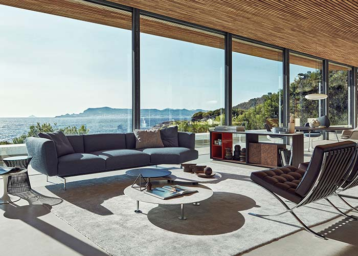 Knoll Living Room Lounge Furniture Inspiration