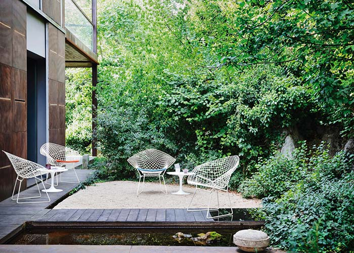 Knoll Outdoor Furniture Inspiration