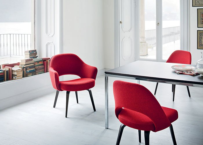 Knoll Dining Room Chairs