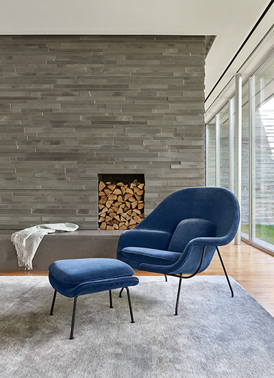 Shop Knoll Modern Living Room Lounge Chairs