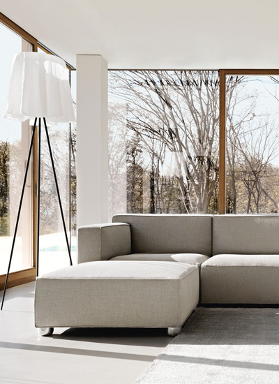 Shop Knoll Modern Living Room Sofas and Settees