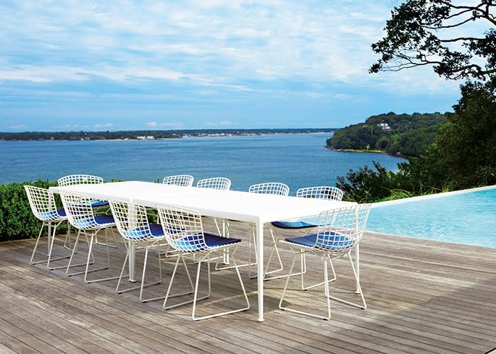 Shop Knoll Outdoor Dining Chairs