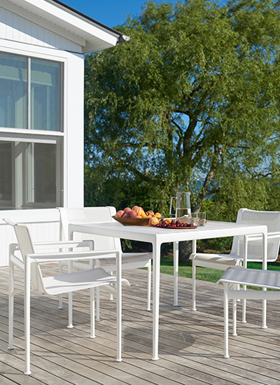 Shop Knoll Modern Outdoor Dining Tables