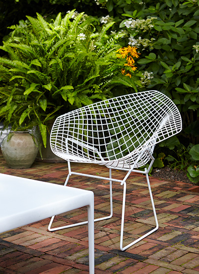 Shop Knoll Modern Outdoor Lounge Seating