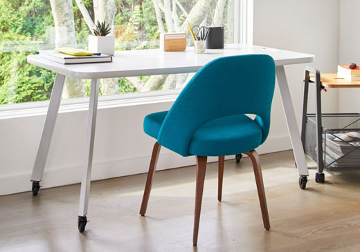 Shop Knoll Desks and Tables for Home Office