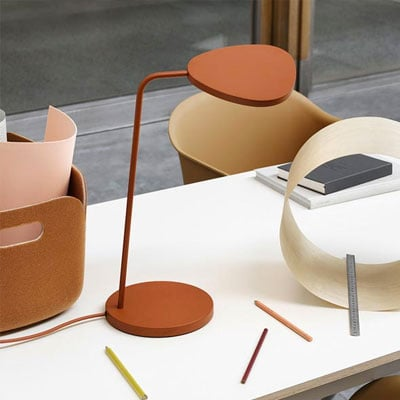 Shop Knoll and Muuto Lighting and Accessories for Home Office