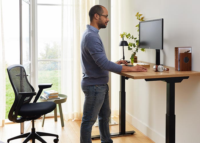 Knoll Tables and Desks for Working from Home