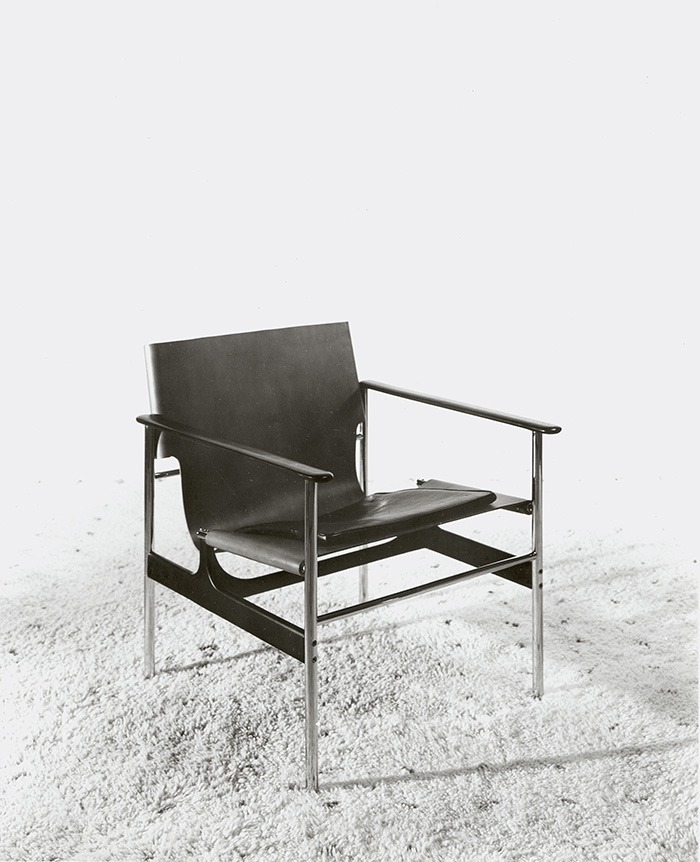 Charles Pollock 657 Sling Chair