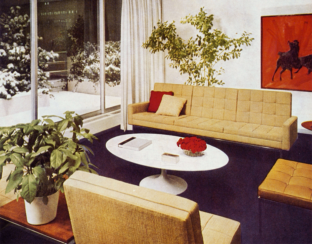 Cowles Publication Interior by Florence Knoll | Knoll