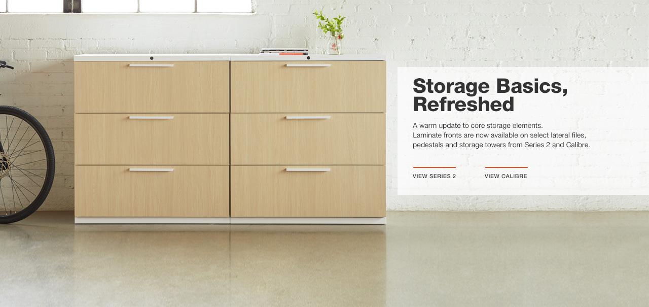 Storage Basics Refreshed