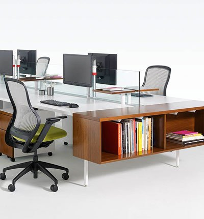 Explore Knoll Workplace Collections and Systems