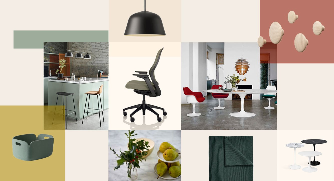 Shop Knoll amd Muuto Holiday Sale Now–12/1