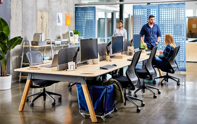 Explore Knoll Workplace Solutions