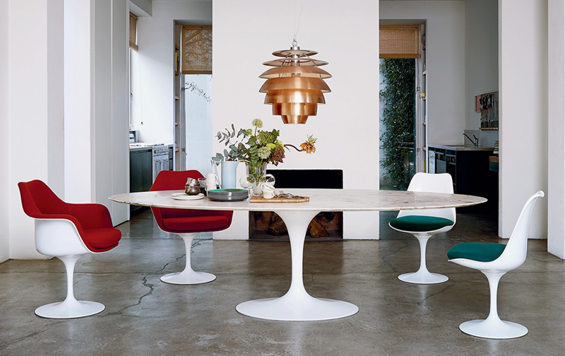 Shop Knoll and Muuto furniture online