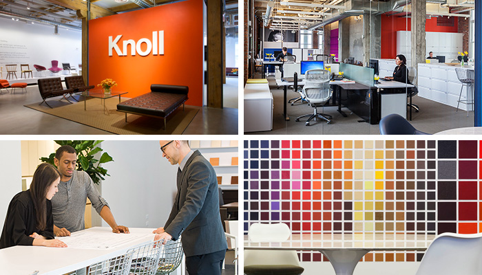 Knoll Showroom Locations