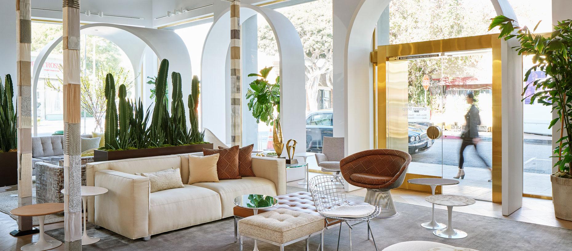 Knoll Los Angeles Home Design Shop