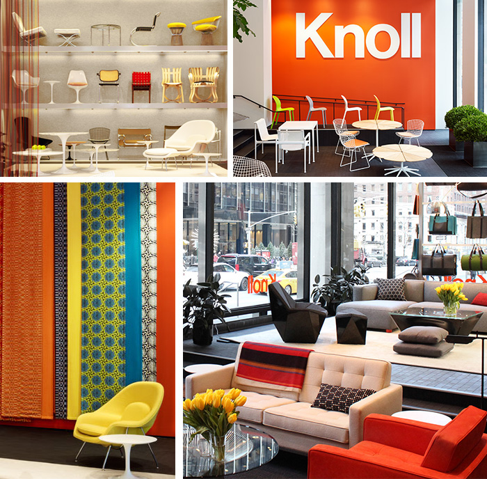 Knoll New York City Home Design Shop