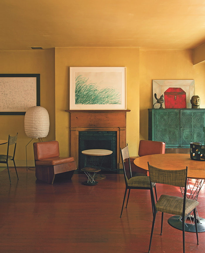 Artists Living With Art   PC: Abrams   Knoll Inspiration