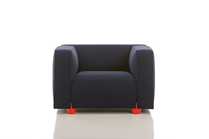 The Barber Osgerby Compact Armchair for Knoll, 2014 | Knoll Inspiration