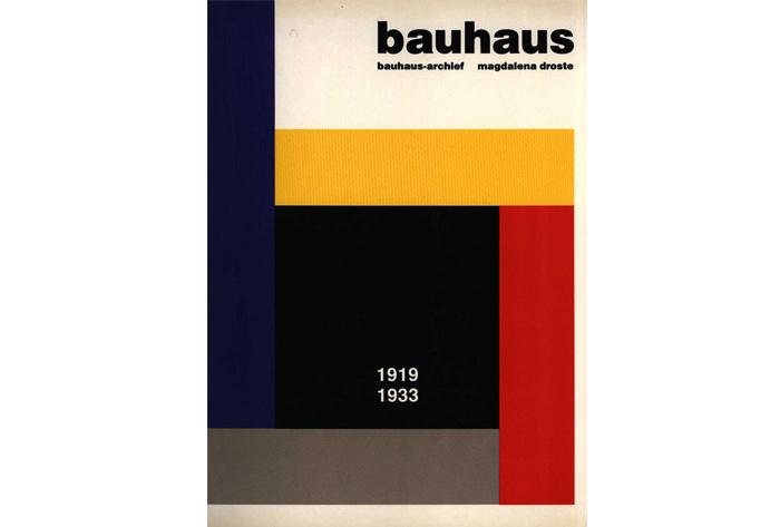 Bauhaus by Magdalena Droste, 1981 | Recommended Reading: Design 101 | Knoll Inspiration