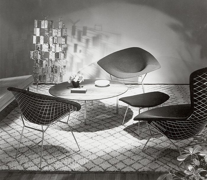 Making Bertoia | Knoll Inspiration
