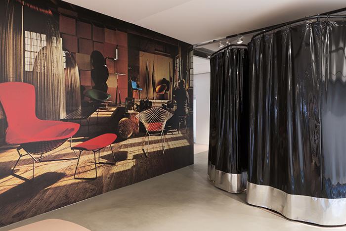 Harry Bertoia at Salone Internazionale del Mobile, 2015 | Knoll Inspiration