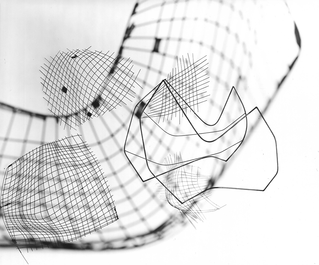 Sketches for Diamond Chair by Harry Bertoia | Knoll Inspiration