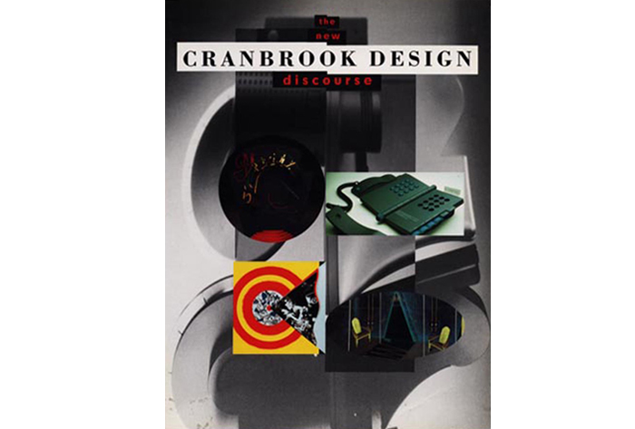 Cranbrook Design: The New Discourse by Hugh Aldersey-Williams, Lorraine Wild & Daralice Boles, 1990 | Recommended Reading: Design 101 | Knoll Inspiration