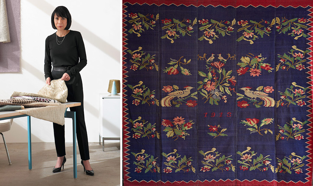 Dorothy Cosonas on the Odyssey Collection for Knoll Textiles   Knoll Inspiration