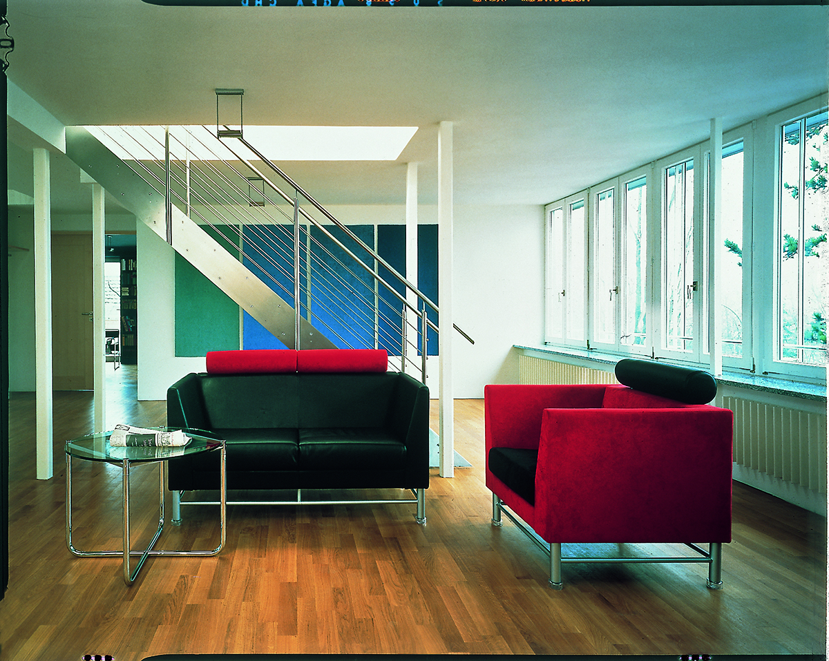 Eastside Collection by Ettore Sottsass, 1986 | PC: Knoll Archive | Knoll Inspiration