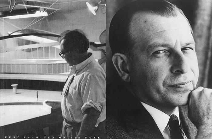 Eero Saarinen on His Work by Aline Saarinen & Eero Saarinen, 1962 | Recommended Reading: In Their Words | Knoll Inspiration