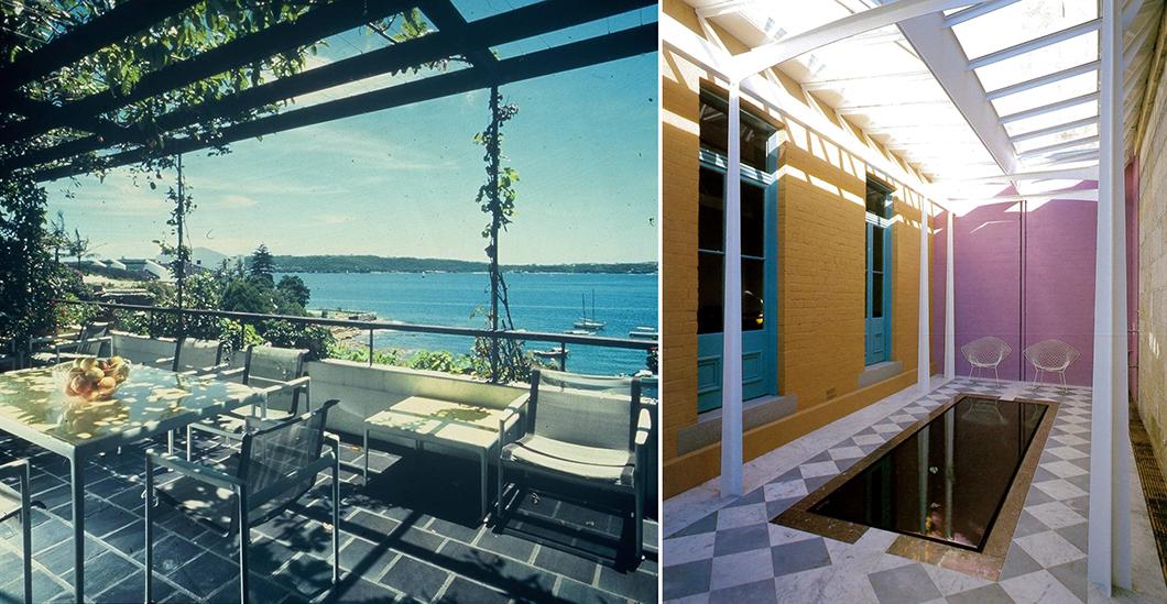 Interior designs by George Freedman