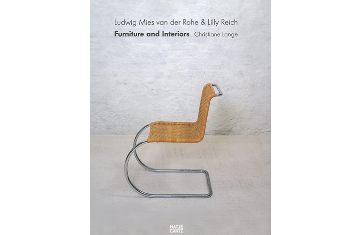 Ludwig Mies van der Rohe & Lily Reich: Furniture and Interiors by Christian Lange, 2007 | Recommended Reading: Design 101 | Knoll Inspiration