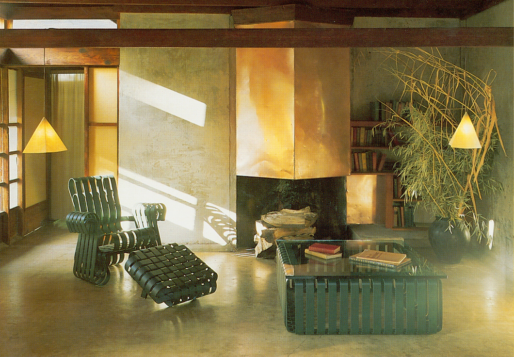 Frank Gehry's Bentwood Collection in situ | In Conversation with Paul Goldberger | PC: Knoll Archive | Knoll Inspiration