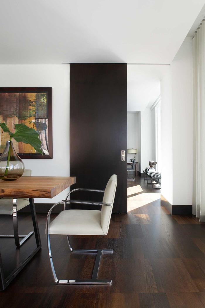 Knoll for Design apartment udolni brno