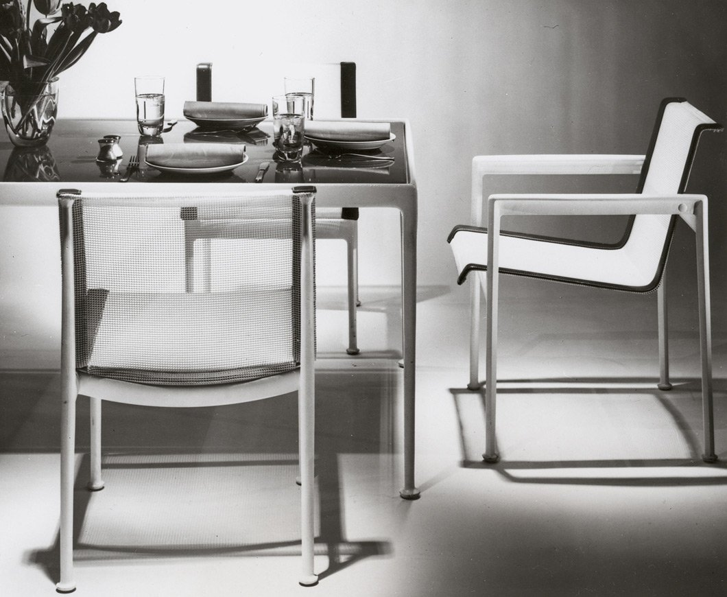 Schultz 1966 Dining Chairs and Table
