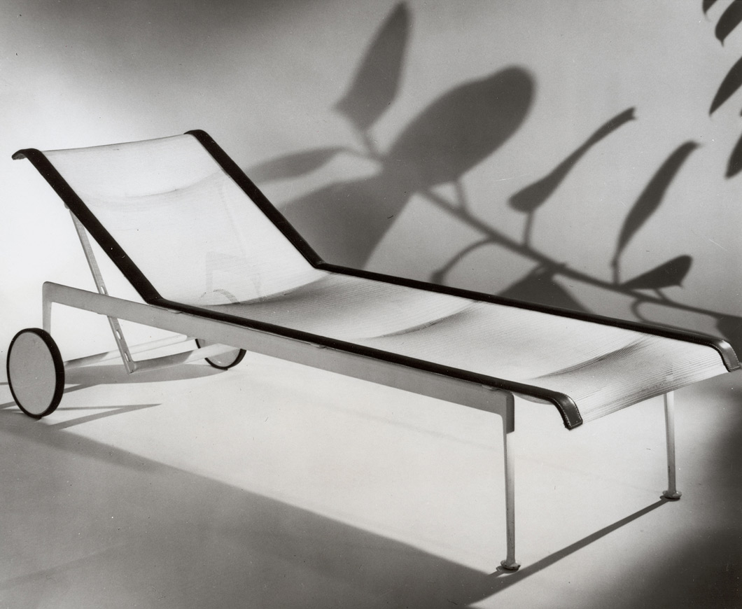 Schultz 1966 Adjustable Lounge